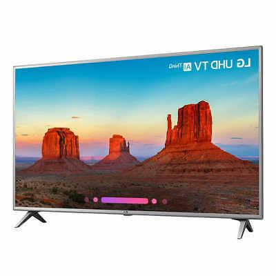 "LG 55"" Ultra HD LED LCD TV,"