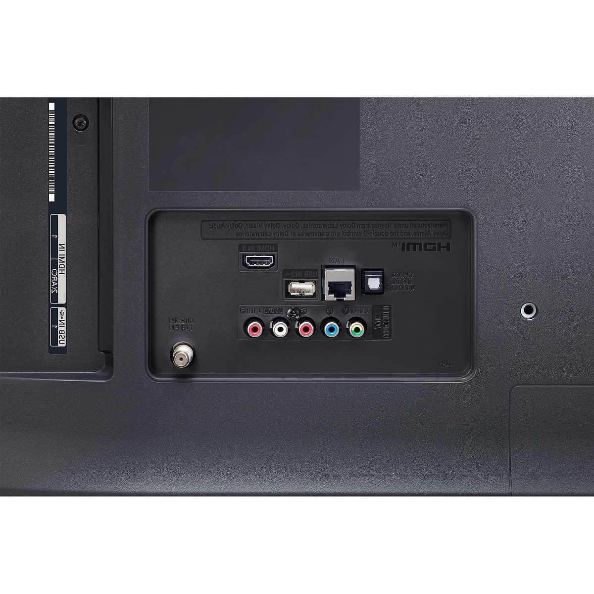 LG - UN7300 - 4K UHD TV