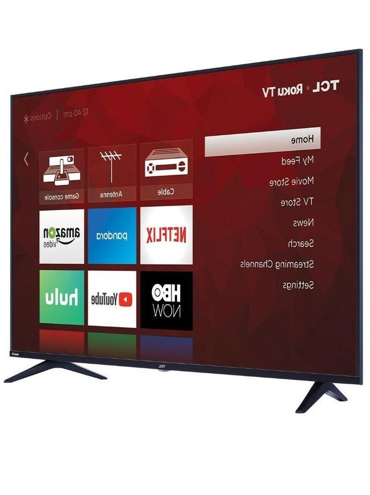 TCL 65S517 65-Inch 4K Ultra