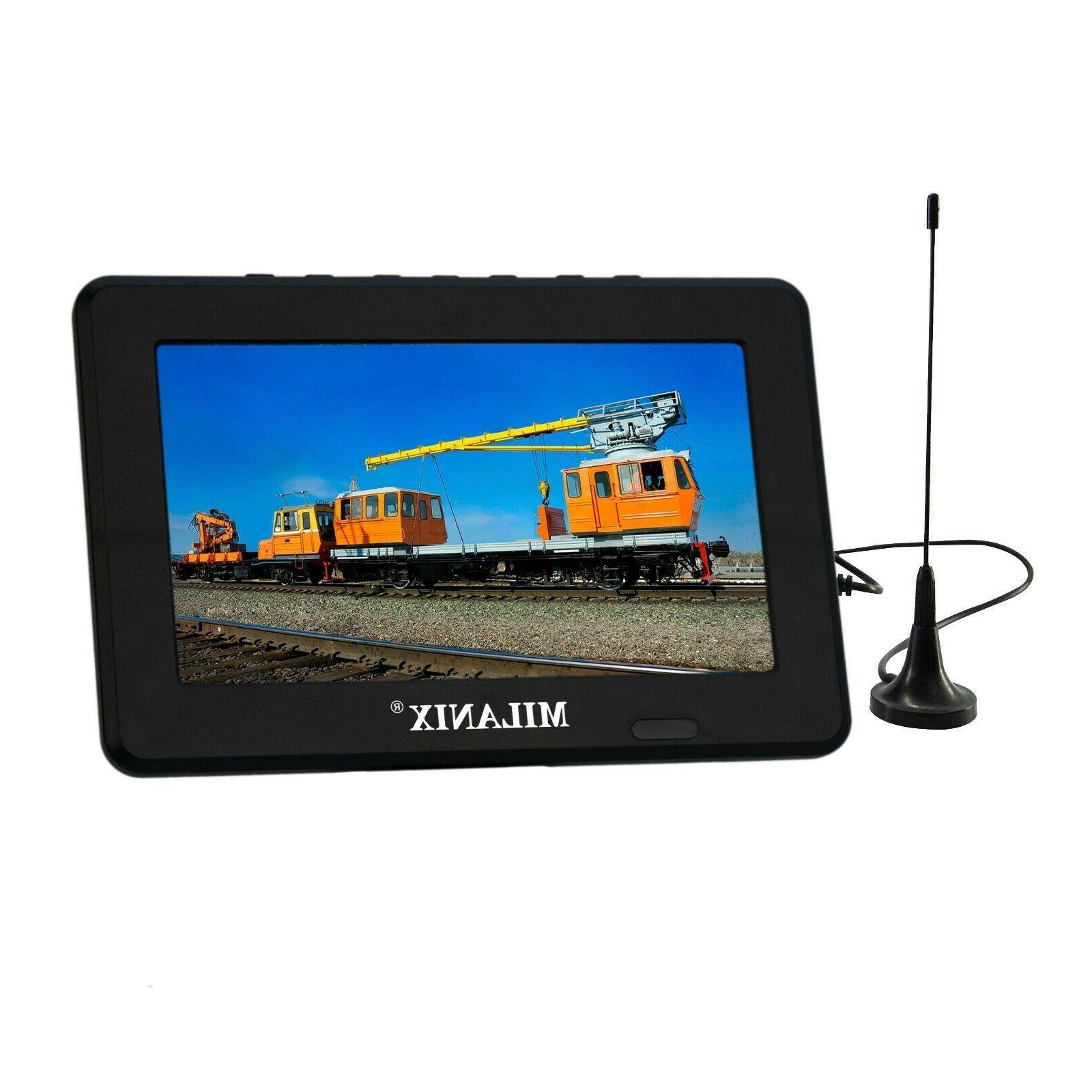Milanix LCD TV TV Tuner & SD In