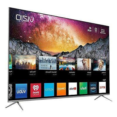 """Vizio 75"""" 4K HDR LED LCD TV"""