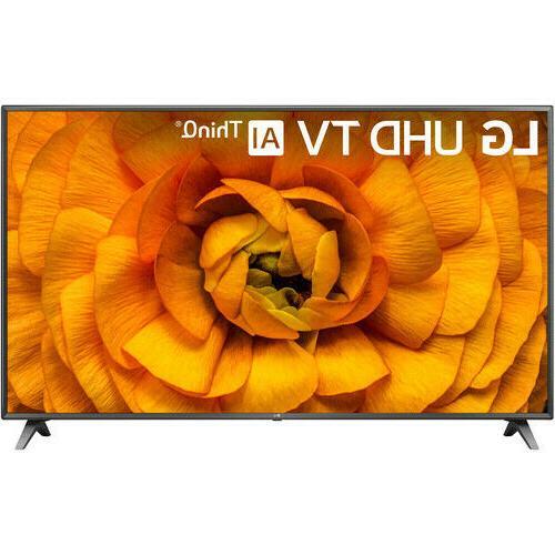 75un8570 75 black 4k hdr smart led