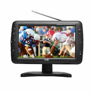 9 lcd tv with rechargeable battery
