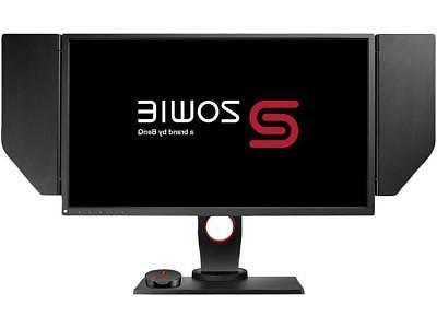 """Benq - Zowie Xl-series 24.5"""" Lcd Fhd Monitor"""