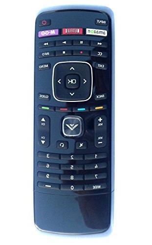 Beyution NEW Universal Remote XRV4TV for Vizio brand LCD LED TV E320I-A2 E320i-A0 E322AR E370VP E420VT E422VLE M320SL E422VLE