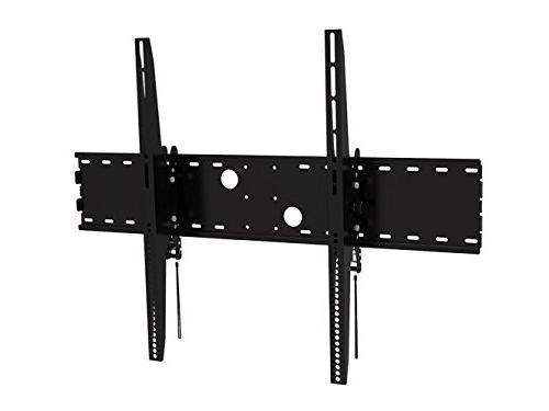 black adjustable tilt tilting wall
