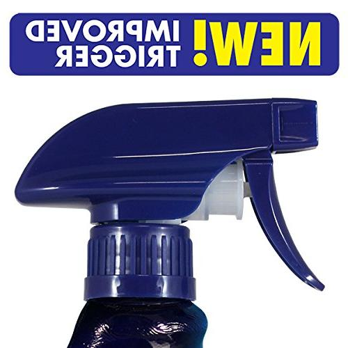 Bryson Screen Cleaner Kit-Computer, TV, No Leak Trigger and
