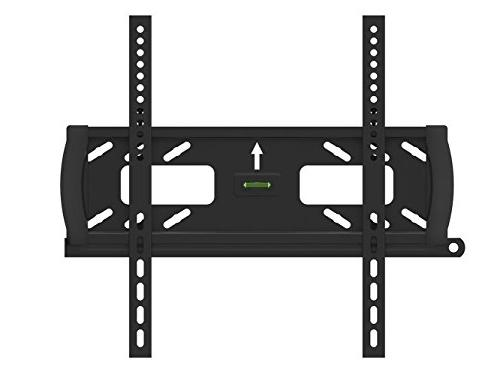flat fixed wall mount bracket