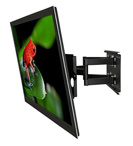 Mount-It! Mount Full 32-60 OLED Plasma 4K Panel Screen VESA To Capacity, Black