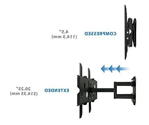Motion Heavy-Duty 32-60 Inch OLED Panel VESA To 750x450, 175 Lb