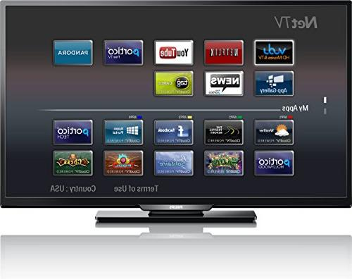 """Philips® 43"""" PMR LED LCD TV"""