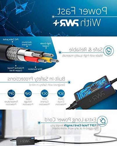 Pwr UL 19V AC Adapter LED LCD Charger ADS-25FSG-19: 34UC79G 34UC98 32MA70HY-P 29UM58-P 25UM58