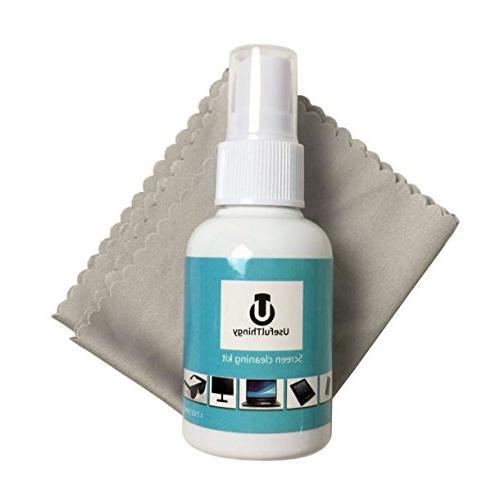 Screen Cleaner Kit. Best For Laptop, LED LCD TV, Smartphone,