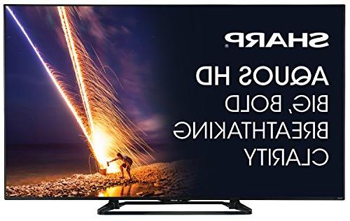 Sharp LC-70LE660 1080p 120Hz Smart LED TV