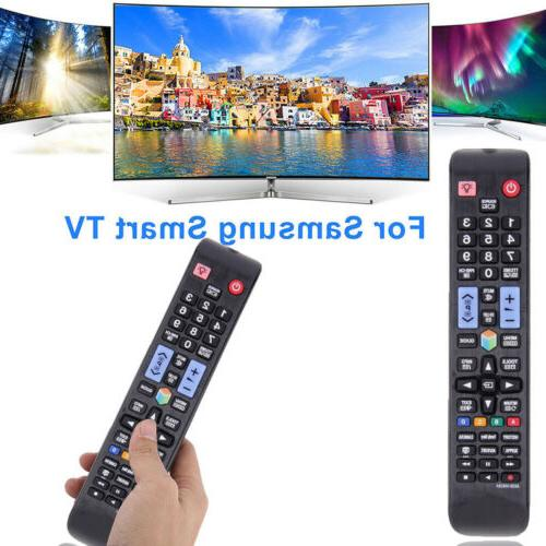 Universal Replacment Remote Control for Samsung TV Smart LED