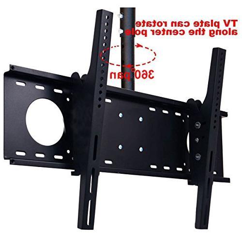 """VideoSecu Plasma Flat Panel Mount Bracket most Plasma 75"""" VESA 200x200 400x400 680x460mm MPC53B 1S5"""