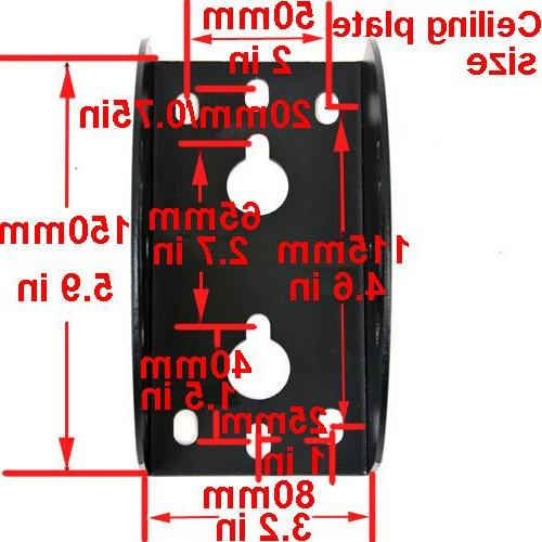 "VideoSecu LCD Plasma Panel TV Plasma TV Flat Displays, some up 75"" LED TV with VESA 400x400 600x400 680x460mm"