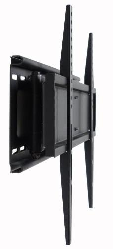 "Videosecu Tilt Swivel Wall Mount LCD LED with VESA 200x200, Up 600x400 mm, Full Motion to 24"" Studs, HDMI Cable"