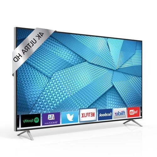 """Vizio 65"""" - - 4k Tv -"""