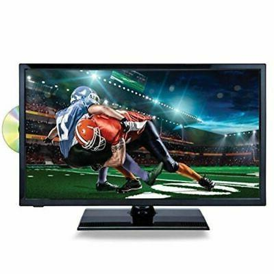 "22"" Naxa LED 12 Volt AC/DC Digital HDTV Television with DVD"