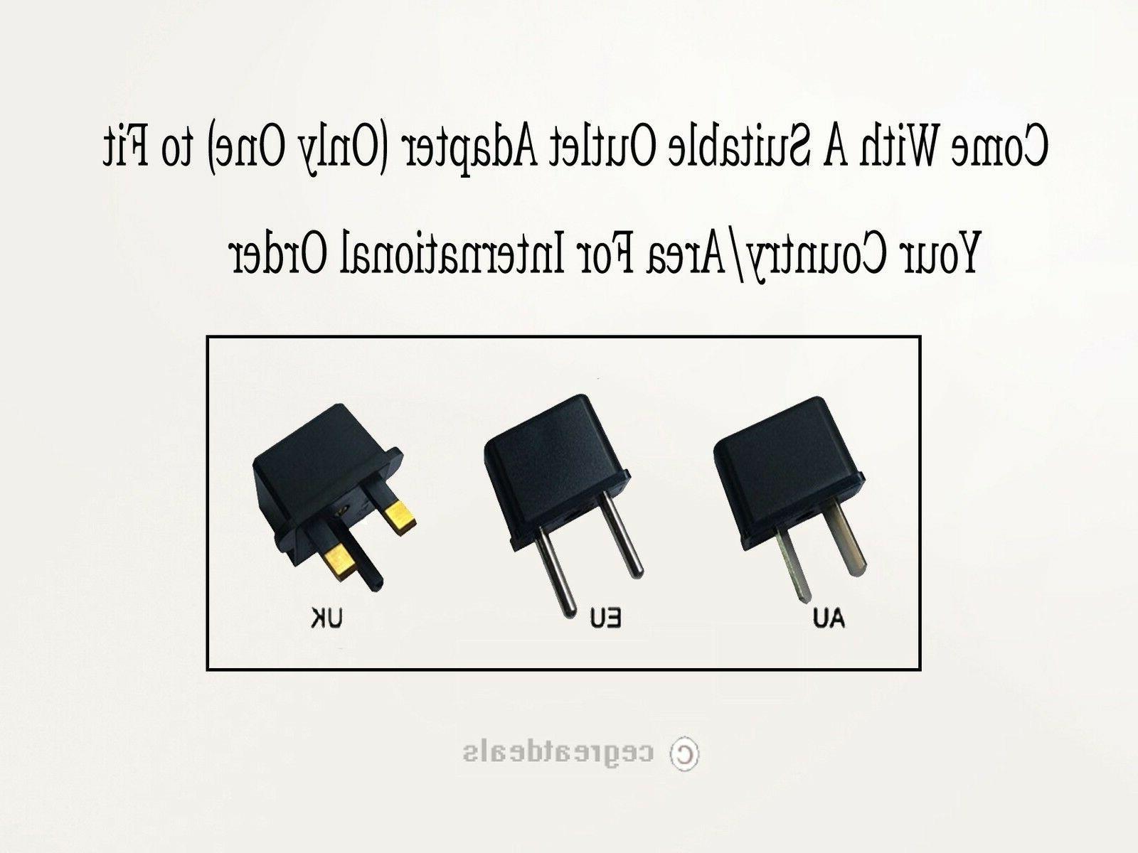AC Power Adapter Ultratec Miniprint 225 Hearing TTY Phone