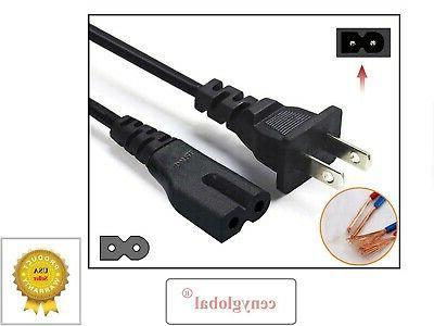 """AC Power Cord For Vizio 48"""" 50"""" 60"""" 65"""" 70"""" Smartcast HDTV"""