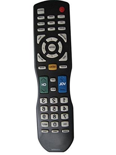 apex tv remote control ld200rm
