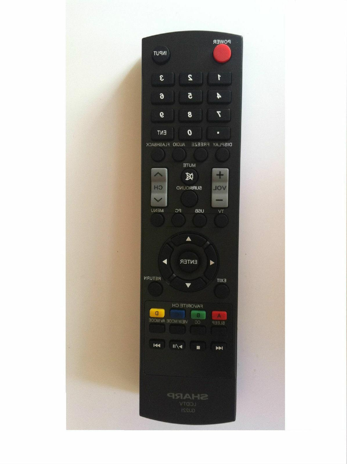 brand new lcd tv universal remote control