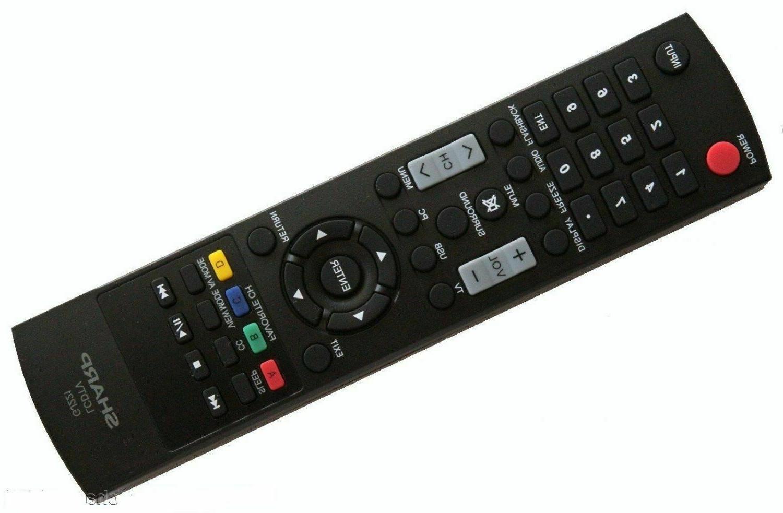 brand new original lcd tv remote control