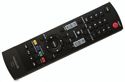 Brand NEW Original Sharp LCD TV Universal Remote Control GJ2