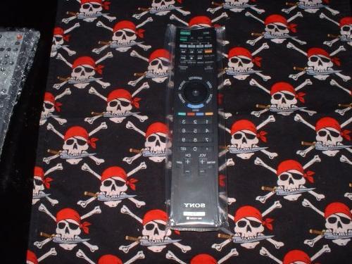 bravia 3d tv remote control