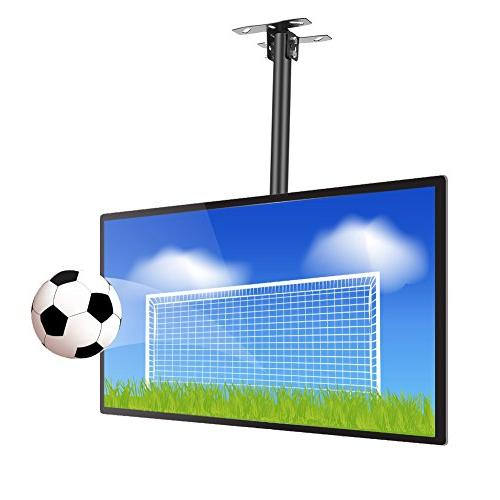 ceiling tv mount wall