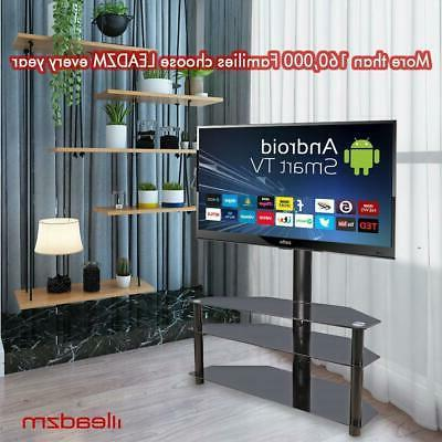 Corner TV with Shelf for 32 65 inch LCD
