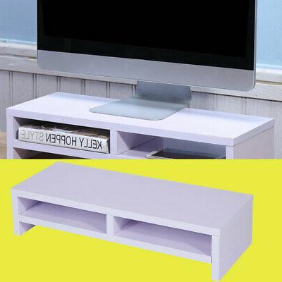 desktop monitor stand lcd tv laptop rack