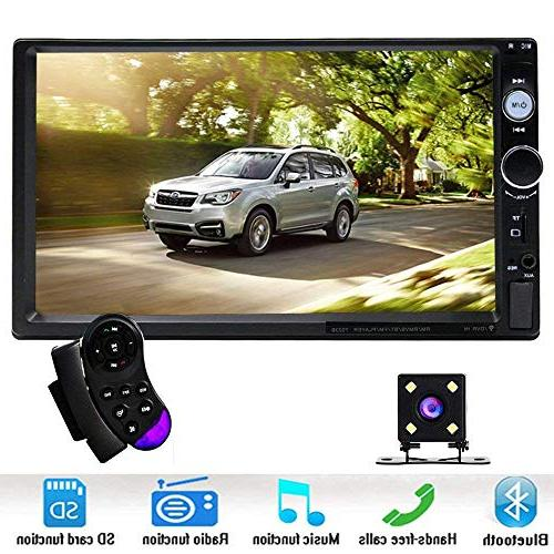 double din car stereo universal
