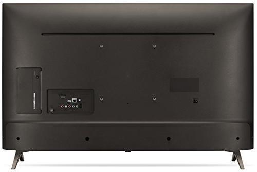 LG 43-Inch 4K HD