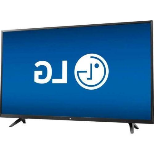 LG 49-Inch Class HD Smart LED TV