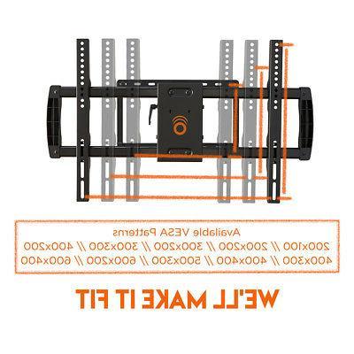 """ECHOGEAR Full Articulating TV 37-70"""" LCD, TVs"""