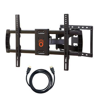 full motion articulating tv wall mount