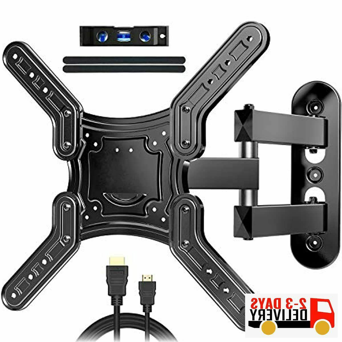 full motion tv wall mount for most
