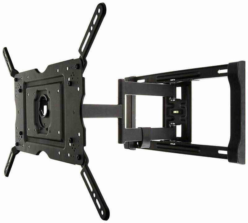 AmazonBasics Full Motion Articulating Mount for 32-inch to 8