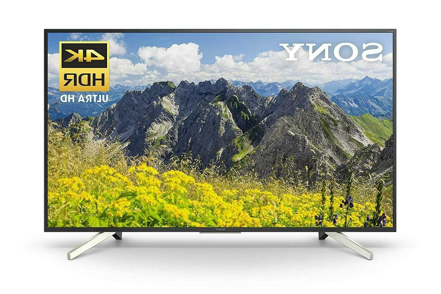 Sony KD55X750F 55-Inch 4K Ultra HD Smart LED TV