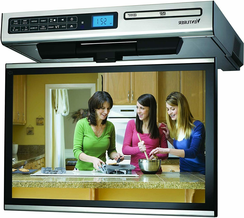 klv3915 15 4 undercabinet kitchen lcd tv