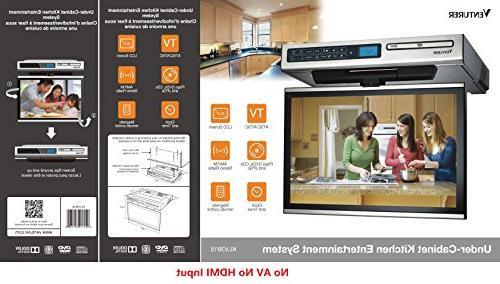 Venturer KLV3915 Kitchen TV/DVD
