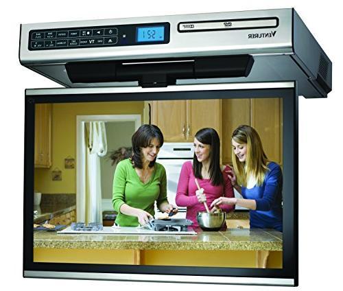 Venturer KLV3915 15.4-Inch Kitchen LCD