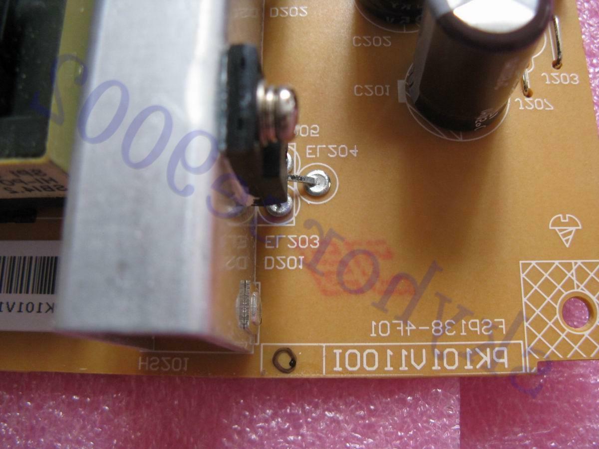 SANYO LCD-32E30A Power PK101V1100I