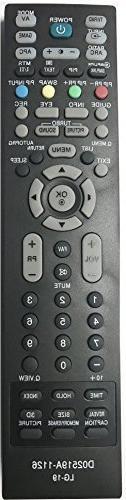 New LG Universal Remote Control Fit LG Zenith MKJ61841701 AK