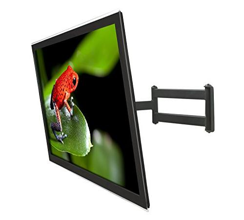 Mount-It! Mount Articulating Stand for Flat LCD, LED 32, 40, 50, 51, 52, 60 200x200 to Arm