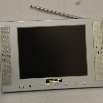 Buslink MLT-8V TV with Remote Silver - Analog Tuner service