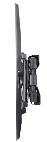 Husky Mounts 55 Inch Dual Full TV Wall Mount. Articulating TV Bracket. Fits 32 37 39 42 46 47 50 55 Plasma Screen. Vesa TV Mount 400 90 Lbs